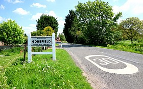 Welcome to Gorefield Village